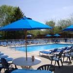 Island Club Put in Bay pool