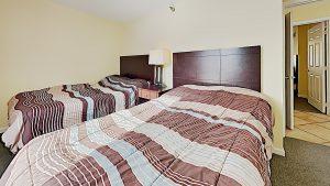 Poolview Condo Bedroom 1