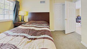 Poolview Condo Bedroom 2