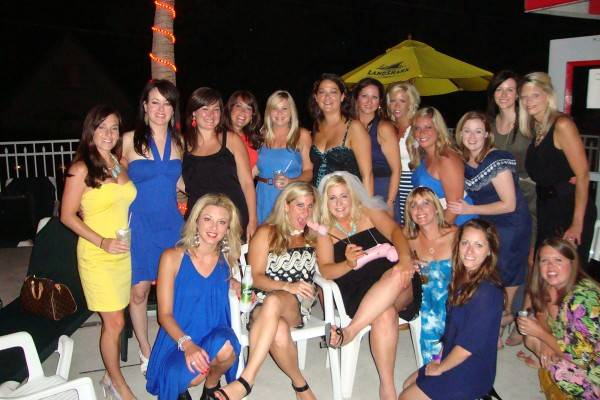 bachelorette party put in bay