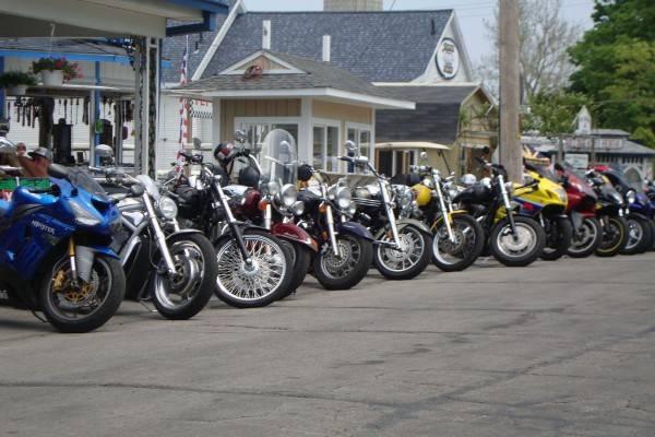 rally on the rock bike week