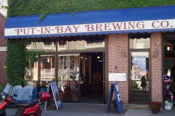 put-in-bay brewery