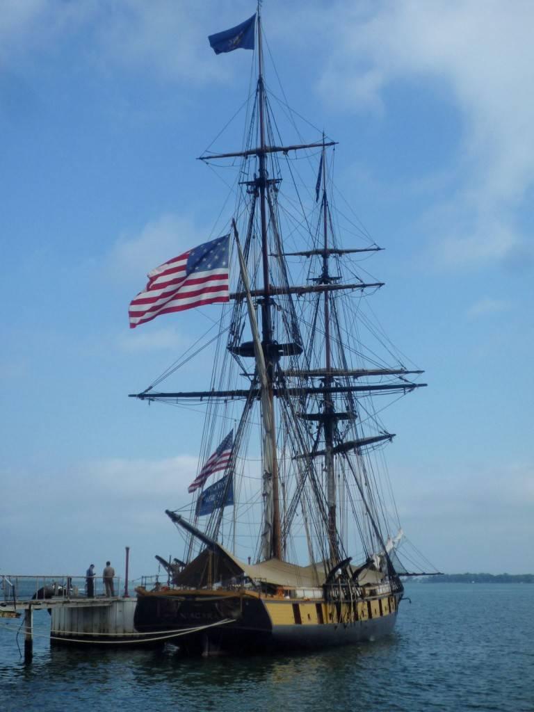 brig niagara tall ship