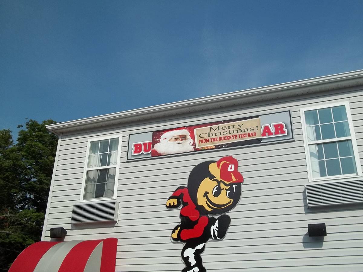 Buckeye Lake Restaurants Bars