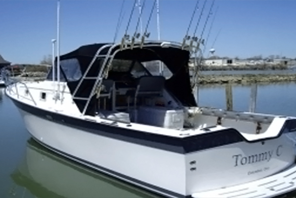 Put-in-Bay Char-Tom Sport Fishing Charters