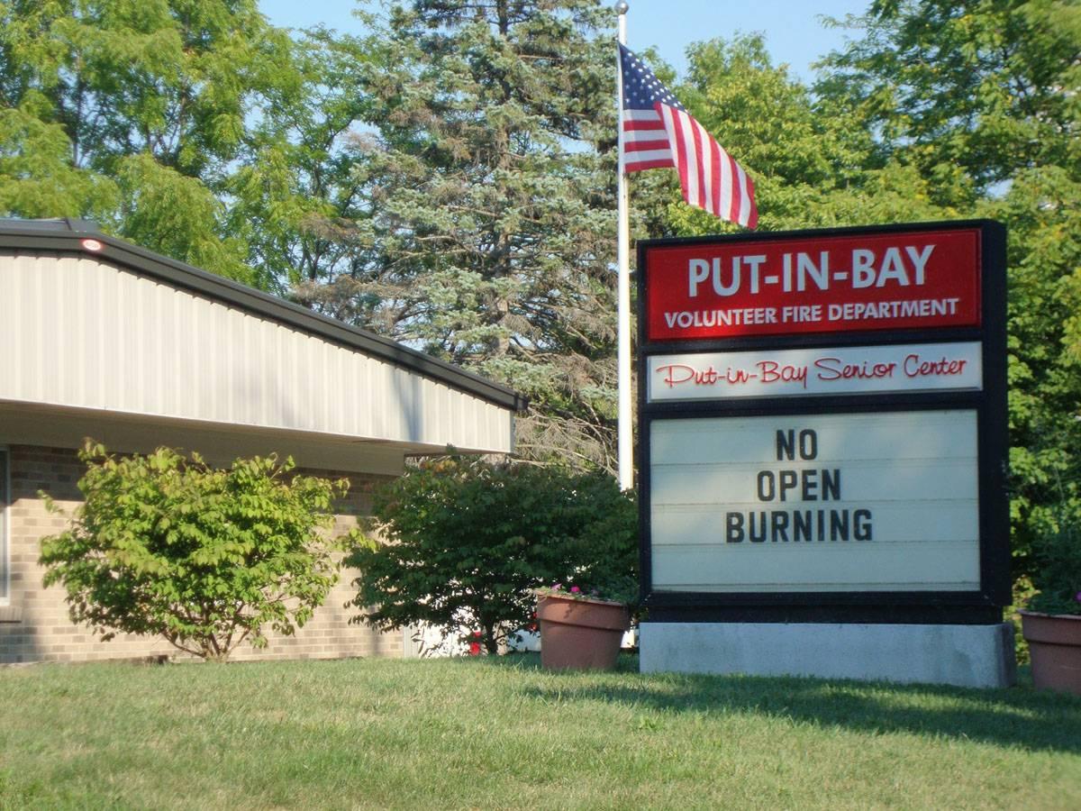 put-in-bay volunteer fire department