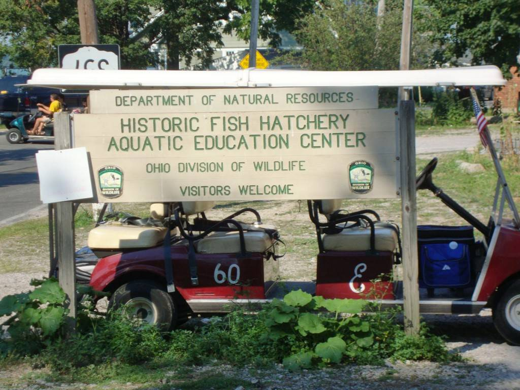 ohio dnr fish hatchery