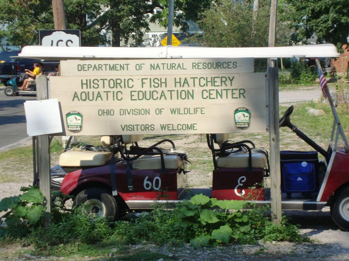 ohio dnr fish hatchery