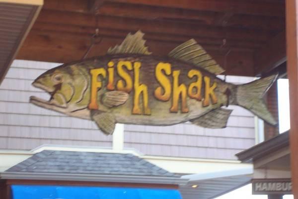 fish shak restaurant
