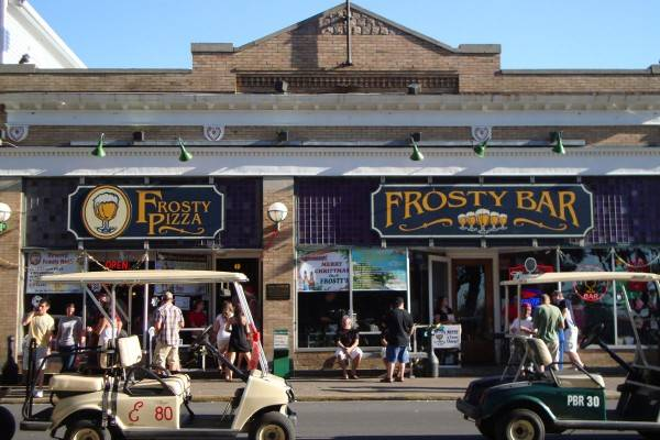 frosty bar gifts