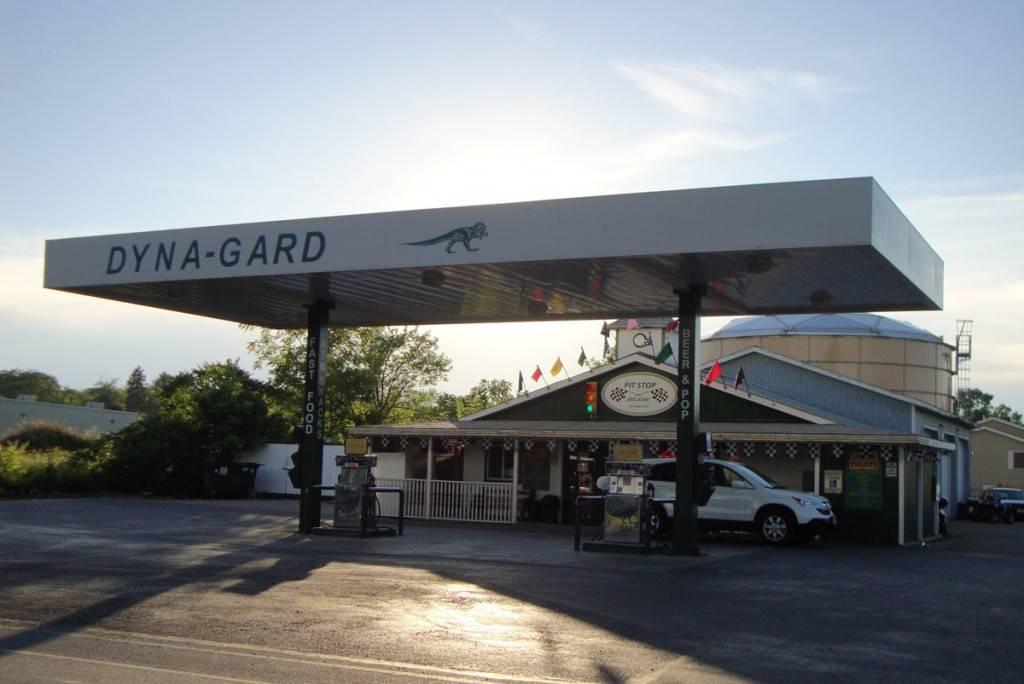 dynagard gas station