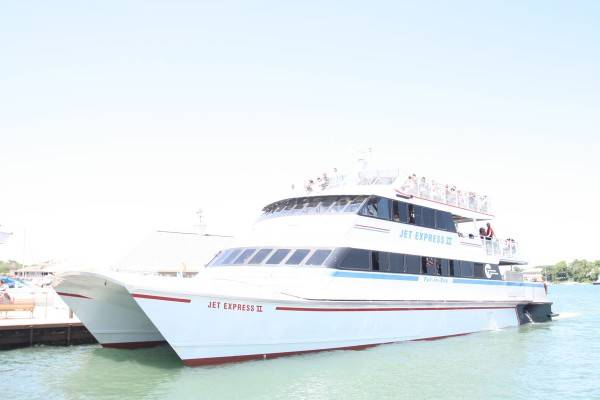 jet express ferry to put-in-bay
