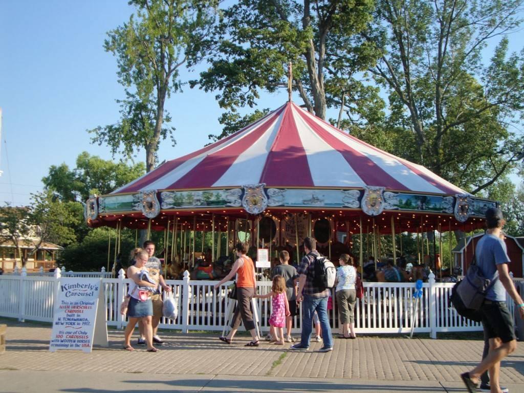 kimberlys kids carousel