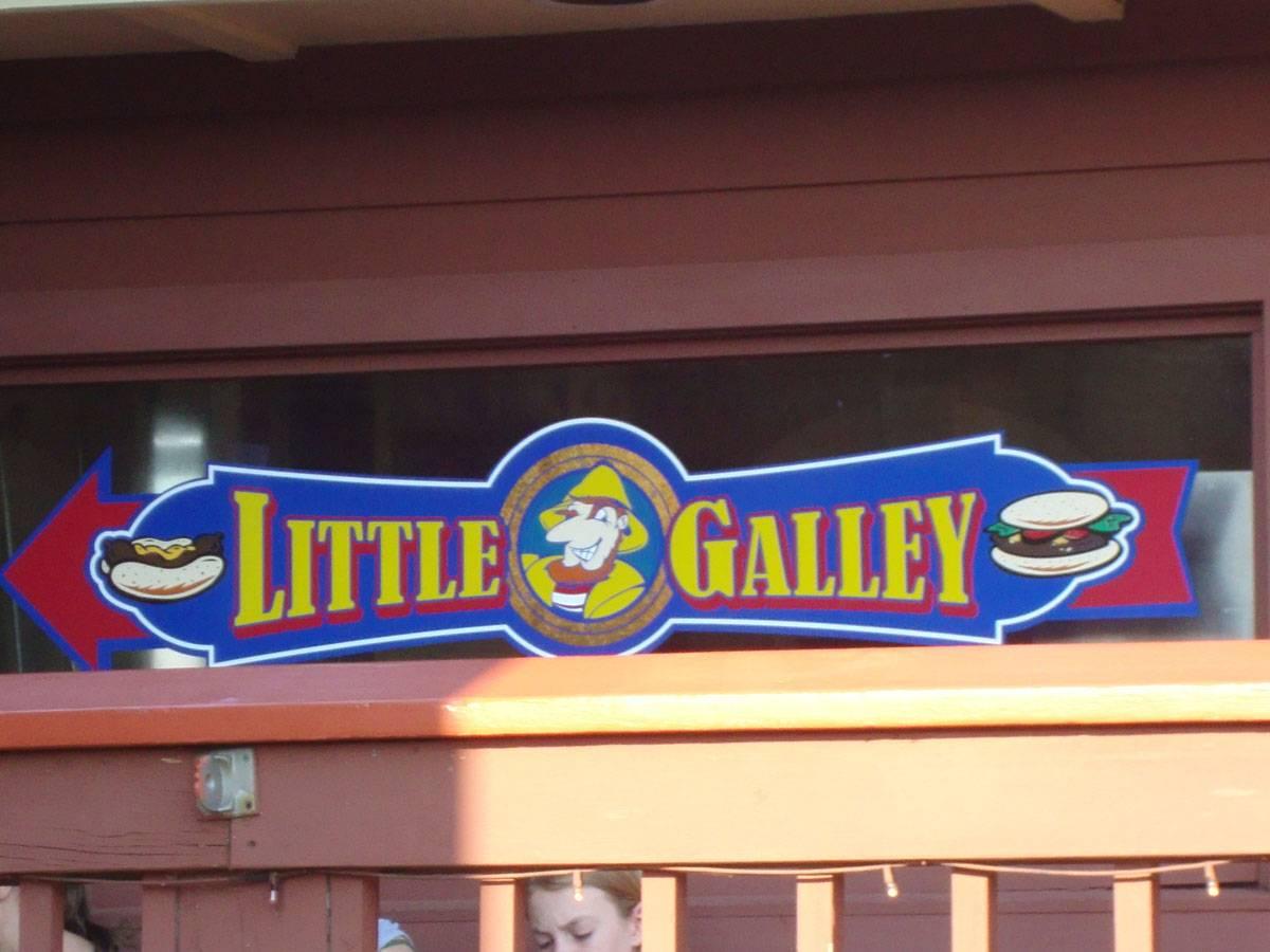 little galley restaurant