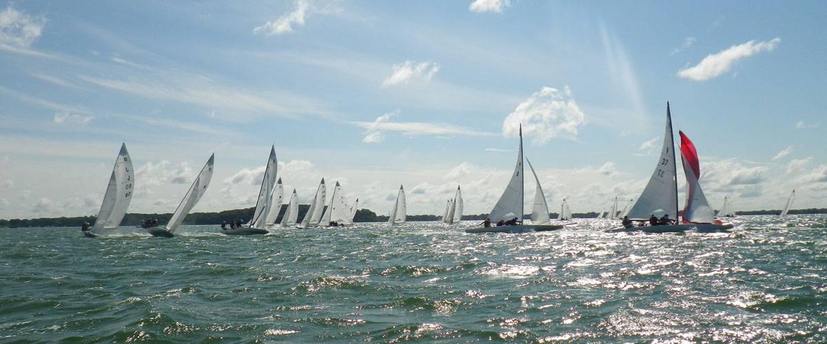 mills racing sailing cup