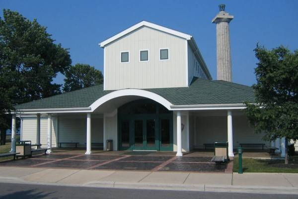 perrys visitor center