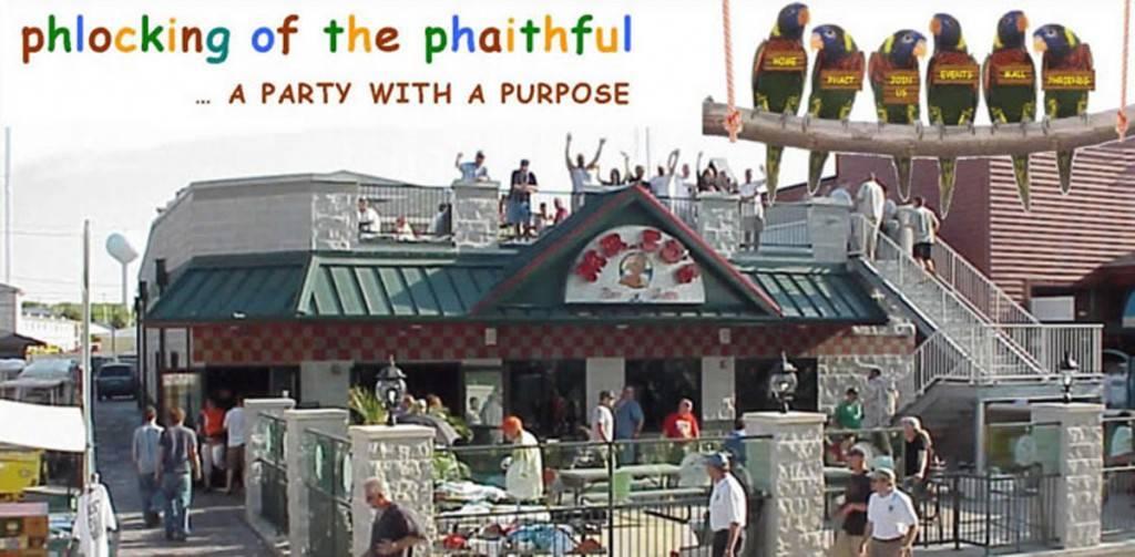 phlocking of the phaithful