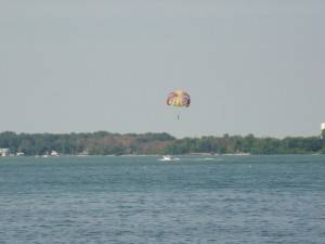 put-in-bay parasail