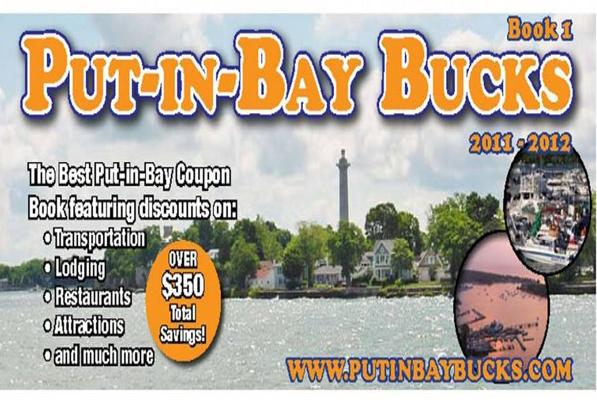 Put-in-Bay Bay Bucks Coupons