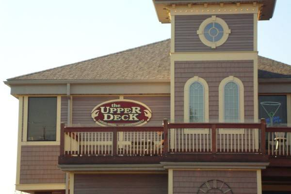 boardwalk upper deck restaurant