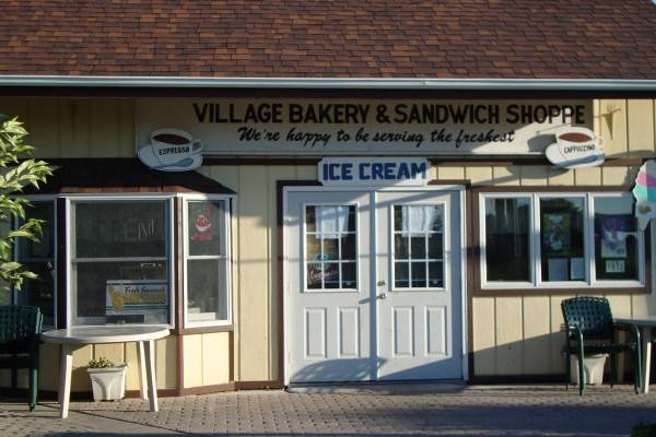 put in bay village bakery