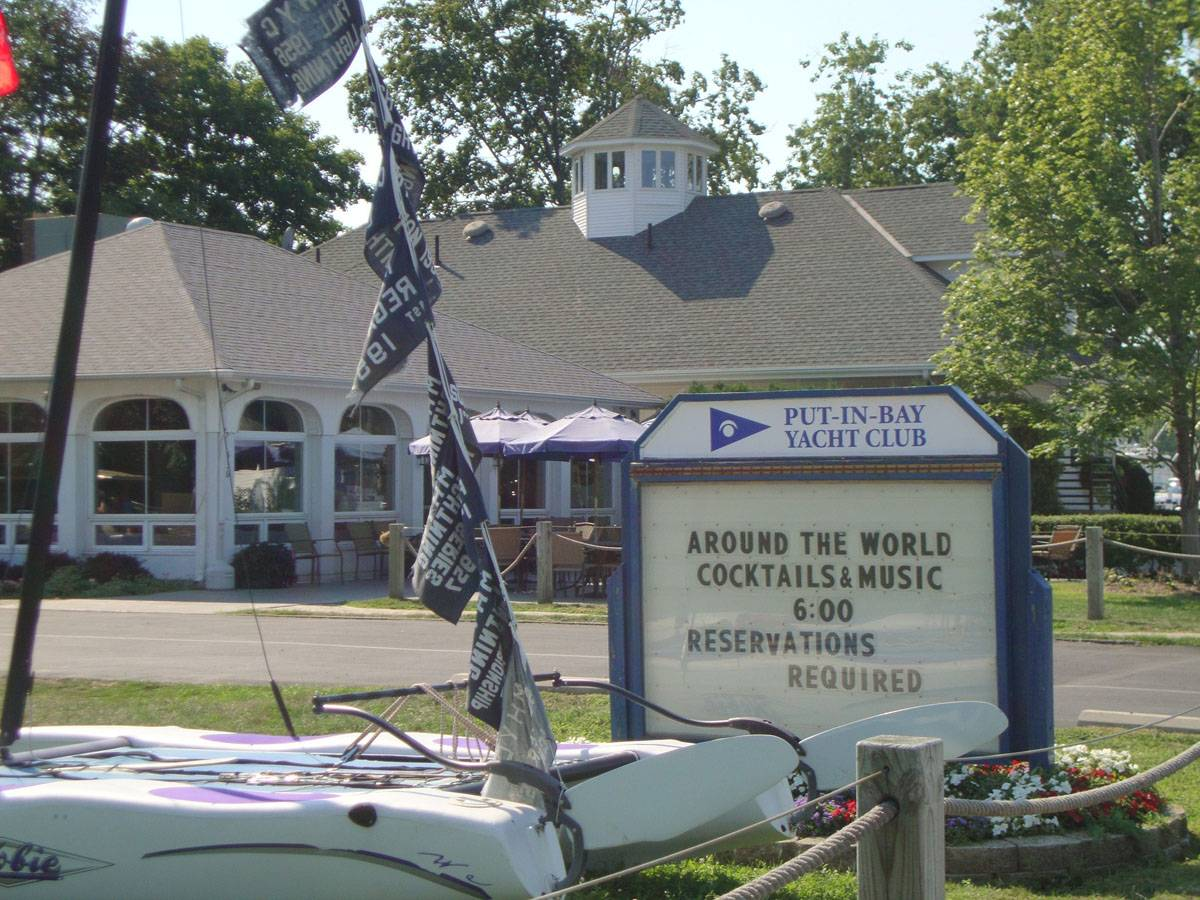 put in bay yacht club