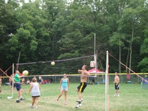 Volleyball Battle Events