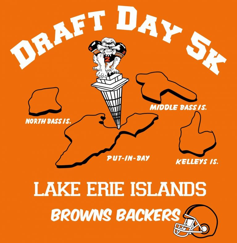Browns backers draft day 5k