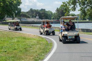 Kelleys Island General Store Golf Cart Rental
