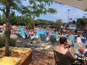 sand bar pool