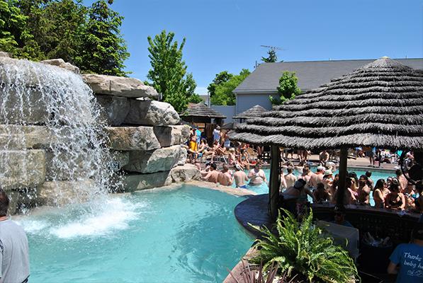 Put-in-Bay MIST Pool Bar