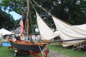 Put-in-Bay Pyrate Fest Ship