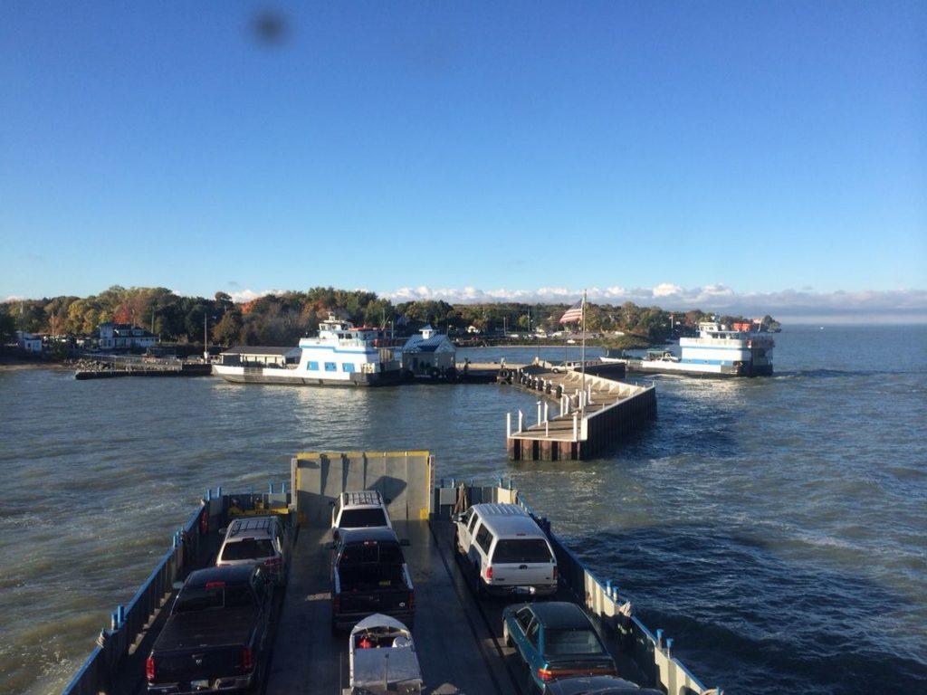 Miller Ferry Vehicle Transport