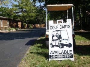 IC Golf Carts