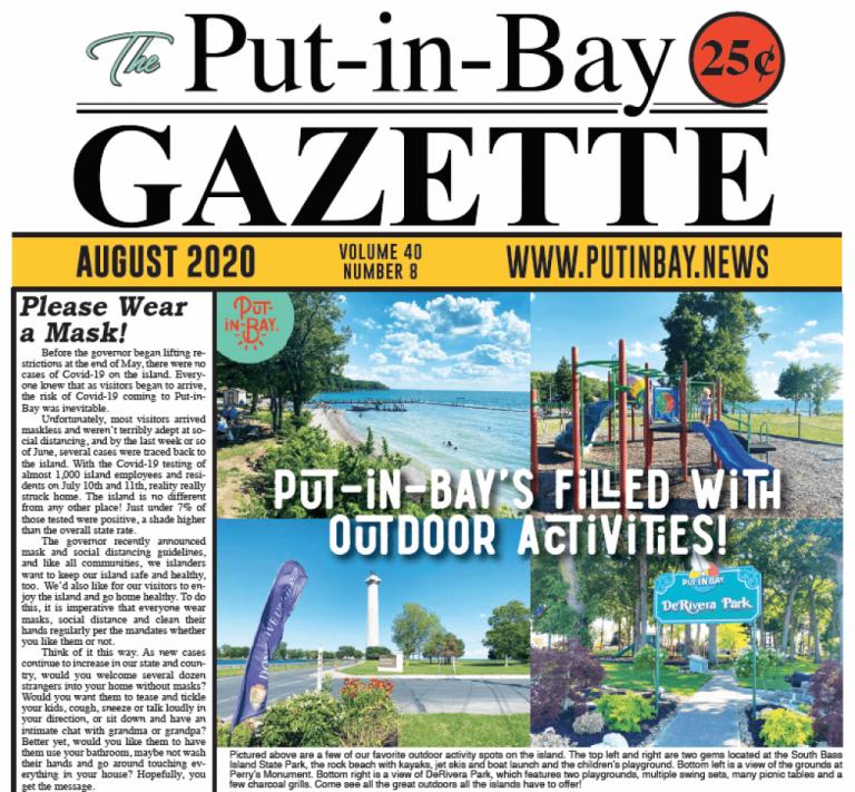 Gazette August