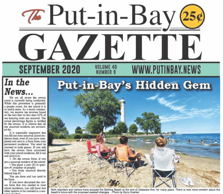 Gazette September