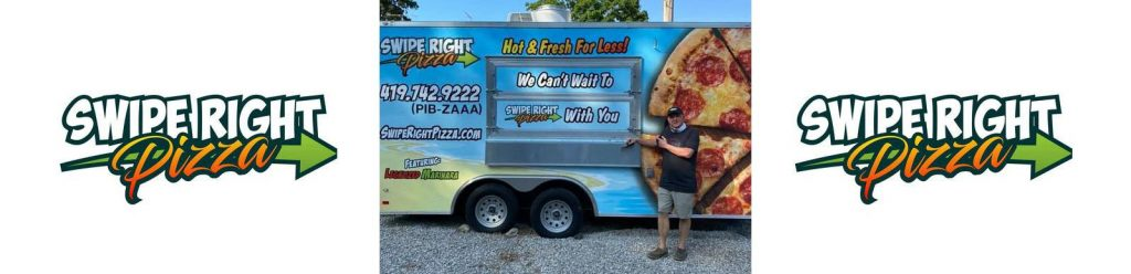 Wide Image Pizza