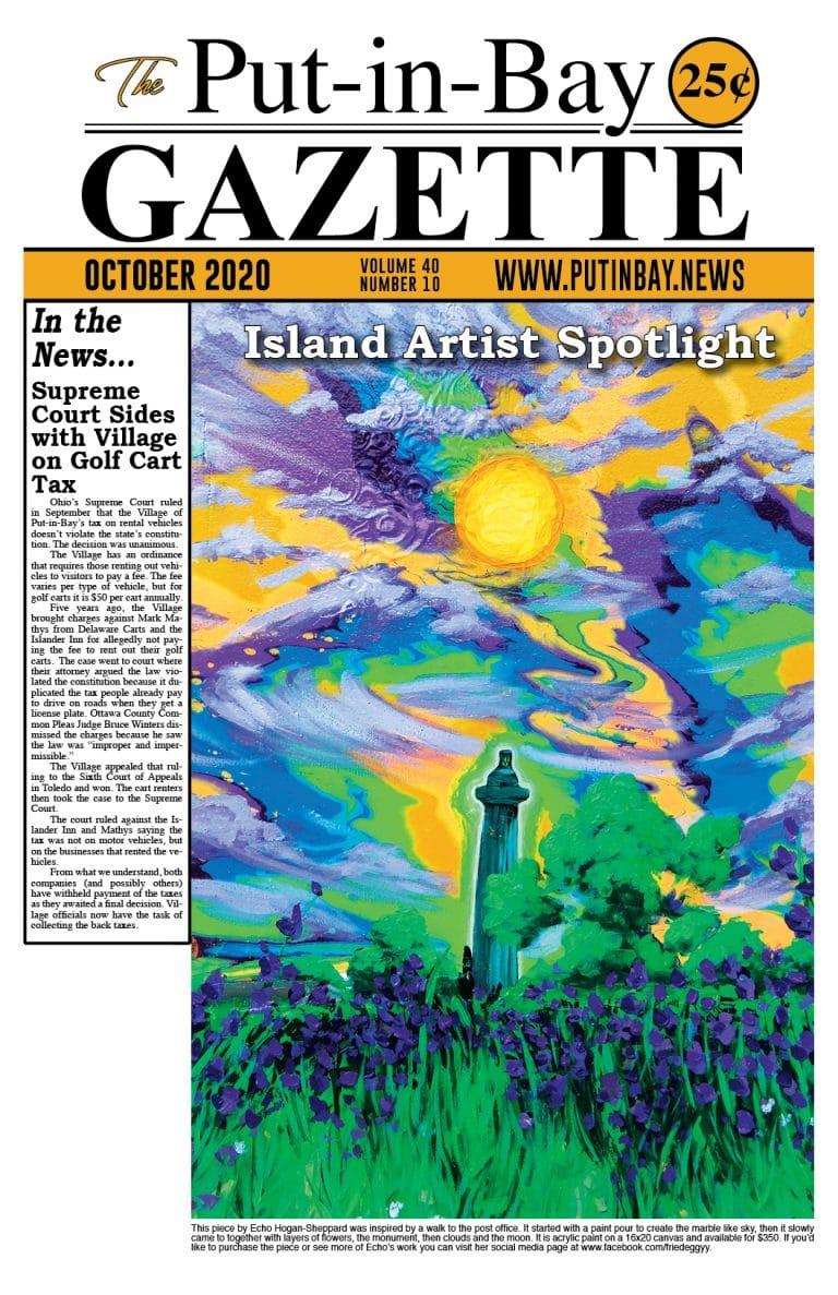 Gazette October