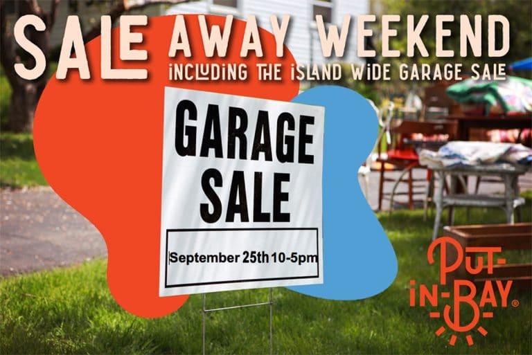 Sale Away Weekend