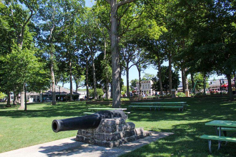 derivera park cannon