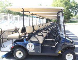 Put-in-Bay Condo Golf Carts