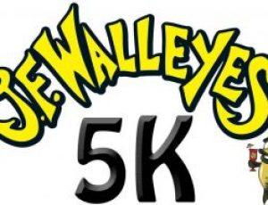 JF Walleye's 5K
